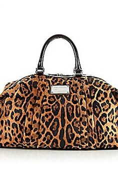 Leopard by Dolce & Gabbana .