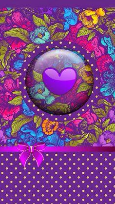 Love Plum (Wallpapers) (Colorkeyboard) (Go Keyboard)   ❣ iCandy ❣