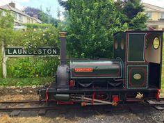 Dorothea Hunslet (Copyright C Corby 14). Beautifully restored by K Bowman on the Launceston Railway (PJ)