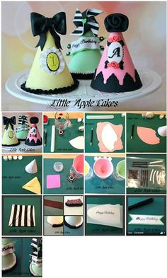 Party Hat Picture Tutorial
