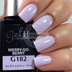 Gel II Carousel Collection – Spring 2015- merry go berry