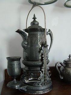 Victorian Silver Plated Tankard