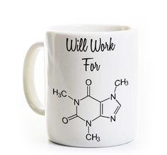 Chemist Nerds Drink Mug