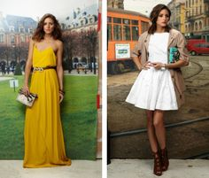 Olivia Palermo for Tibi #editorial #fashion #celebrity