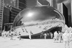 Millennium Park, Chicago, IL. Great location for a @SipergyTravel photo souvenir!