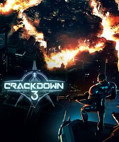 Crackdown 3.  All I can say is rockets rockets rockets!