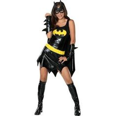 Bat Girl Costume for Teens