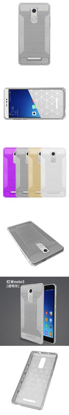 Coque For Xiaomi Redmi Note 3 4 4X Luxury Soft Clear Case For Xiaomi Redmi 3 3S 3X 3A Ultra Slim Soft Cover For HongMi 3 3sPro