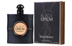 Black Opium Eau De Parfum Spray 3 oz by Yves Saint Laurent Hermes Perfume, Parfum Gucci, Perfume Diesel, Perfume Bottles, Perfume For Women Top 10, Best Womens Perfume, Best Perfume, Saint Laurent Perfume, Make Up