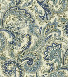 8''x 8'' Home Decor Swatch-Smc Designs Montero/Lustrous/Porcelain: Home Decor Memo Swatches: fabric: Shop | Joann.com  new curtains?