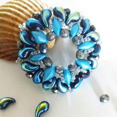 Návod EllaDEEtha (finished) #bead #beads #beadings #beading #beadwork #beadworks #beadlife #beadlov - mishabead
