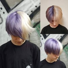 Men Hair Color, Cool Hair Color, Hair Art, Men's Hair, High And Tight, Mens Hair Trends, Bald Fade, Bowl Cut, Comb Over