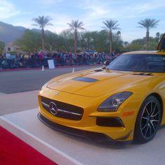 Mercedes SLS AMG - http://richieast.com/