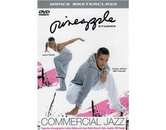 Ref: DVD25  COMMERCIAL JAZZ DVD. Superstar choreographer and Dance X judge Ashley Wallen teaches three routines in this explosive commercial dance masterclass. Easy to follow steps just like in a class, this masterclass DVD is not for beginners however it provides an exceptional workout with separate warm up and cool down sections. Full performance of each routine and alternative camera angles.