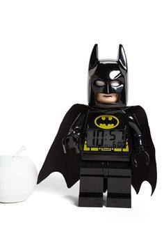 LEGO® 'Batman' Alarm Clock available at #Nordstrom