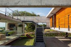 #architecture : Two Beams House by Escritório Yuri Vital | HomeAdore