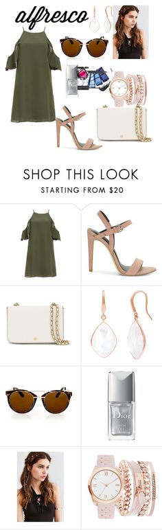 """alfresco"" by theminimalist01 ❤ liked on Polyvore featuring DailyLook, Rebecca Minkoff, Tory Burch, Auren, Topshop, Christian Dior, REGALROSE and A.X.N.Y."