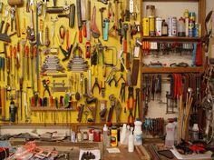 ferramentas — aqui tem coisa