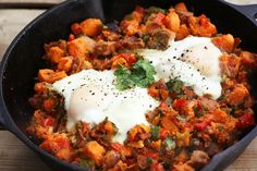 Sweet Potato and Poblano Hash.  Gluten, Grain, and Dairy-Free from Tasty Yummies.  This site is a-mazing.