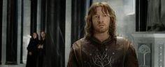 David Wenham interpreta Faramir nell'adattamento cinematografico di Peter Jackson