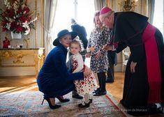 Dans les coulisses de la fête nationale monégasque où la princesse Gabrielle et le prince Jacques attirent tous les regards. (Copyright photos: Palais princier – merci à Marie Françoise)