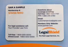 **NEW** LegalShield Membership Cards! Have You Requested Your Cards? Identity Theft Protection, New Tv Series, Pre Paid, Your Cards, How To Plan, Opportunity, This Or That Questions, News, Business
