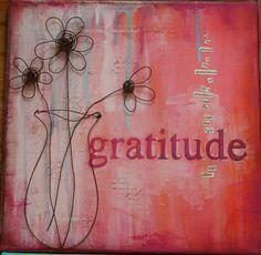 Gratutude
