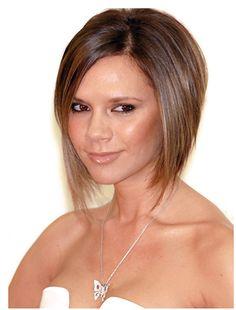 great look for short thin hair | Fine Hair Styles That Transforms Flat Hair