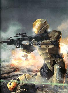 SPARTAN-III program - Halopedia, the Halo encyclopedia