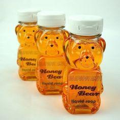Honey Bear - Liquid Soap