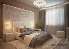See more ideas about Bedroom decor, Modern bedroom and Bed design. Master Bedroom Design, Dream Bedroom, Modern Bedroom, Bedroom Decor, Trendy Bedroom, Simple Bedroom Design, Bedroom Designs, Bedroom Ideas, Grey Side Table