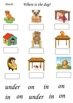 Reading Games For Kids, English Activities For Kids, English Worksheets For Kindergarten, Learning English For Kids, 1st Grade Worksheets, Coloring Worksheets, English Grammar Games, English Language, Dog Language