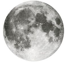 MOON POT MAT - Love full moons. Always reminds me of my Papa. So pretty <3