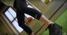 RX Active: The first ever workout pants with resistance, to help you burn 14% more calories. Whoa.