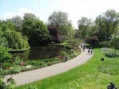 St James Park - Londres