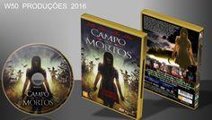 Campo Dos Mortos - DVD 1 - ➨ Vitrine - Galeria De Capas - MundoNet | Capas & Labels Customizados