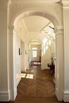 Dream Home Design, My Dream Home, Home Interior Design, Mansion Interior, Future House, My House, Dream Apartment, French Apartment, Apartment Interior