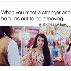 omg thats happened twice wid me😂😂😂lol Most Hilarious Memes, Funny Cartoon Memes, Funny Video Memes, Funny Relatable Memes, Funny Facts, Funny Jokes, Funniest Memes, Love Quotes In Hindi, Cute Quotes
