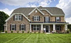 I would love to choose color for this home. The Harrison model in Pleasant Ridge, Matthews, NC.