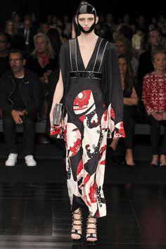 Alexander McQueen Spring 2015 RTW – Runway – Vogue