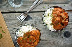Recipe: Slow Cooker Coconut Chicken Curry (Gluten Free)