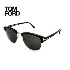 1c6d2e8575 Brand new Men s TF248 Sunglasses FT0248 HENRY 05N FT248 Black Eyewear