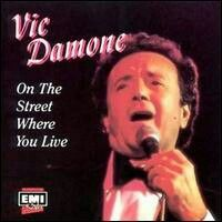 "#14. ""On The Street Where You Live""  ***  Vic Damone  (1958)"