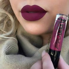 Imagem de lips and makeup