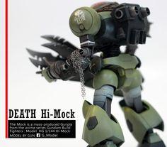 Death Hi-Mock
