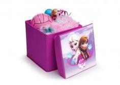Disney Frozen Pouf Contenitore Portagiochi
