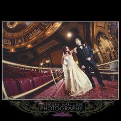 Palace theater wedding Waterbury