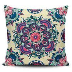 Cojin Decorativo Tayrona Store Mandala 37 - $ 43.900