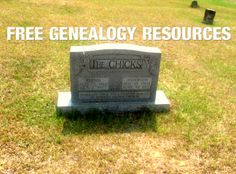Free Genealogy Resources Board on Pinterest: http://pinterest.com/savingstories/free-genealogy-online/