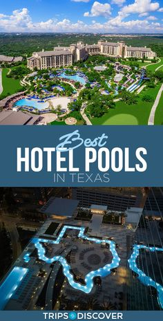 hotel pool 7 Best Hotel Pools in Texas Texas Vacation Spots, Family Vacations In Texas, Family Travel, Cruise Vacation, Disney Cruise, Vacation Destinations, Hotels Disney, Mexico Vacation, Family Trips